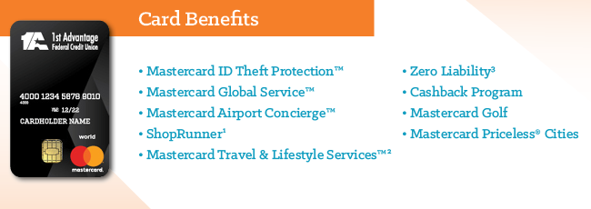 World Mastercard List of Card Benefits